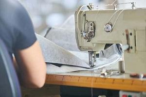 ремонт профессиональной швейной машинки